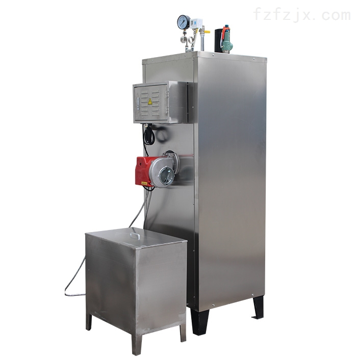 旭恩100KG燃甲醇蒸汽锅炉控制清洁