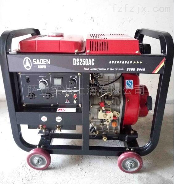 萨登250AC柴油发电焊机