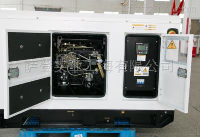 萨登30KW低噪音柴油发电机康明斯